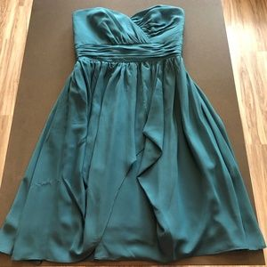 Strapless Dress, Bridesmaid Dress, Alfred Angelo
